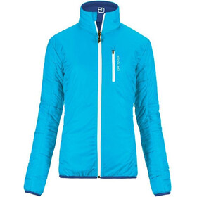 Ortovox W's Light Jacket Piz Bial strong blue
